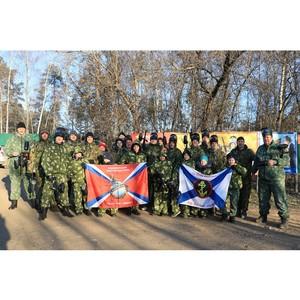 «Союз Маринс Групп» поздравил нижегородских морпехов с праздником