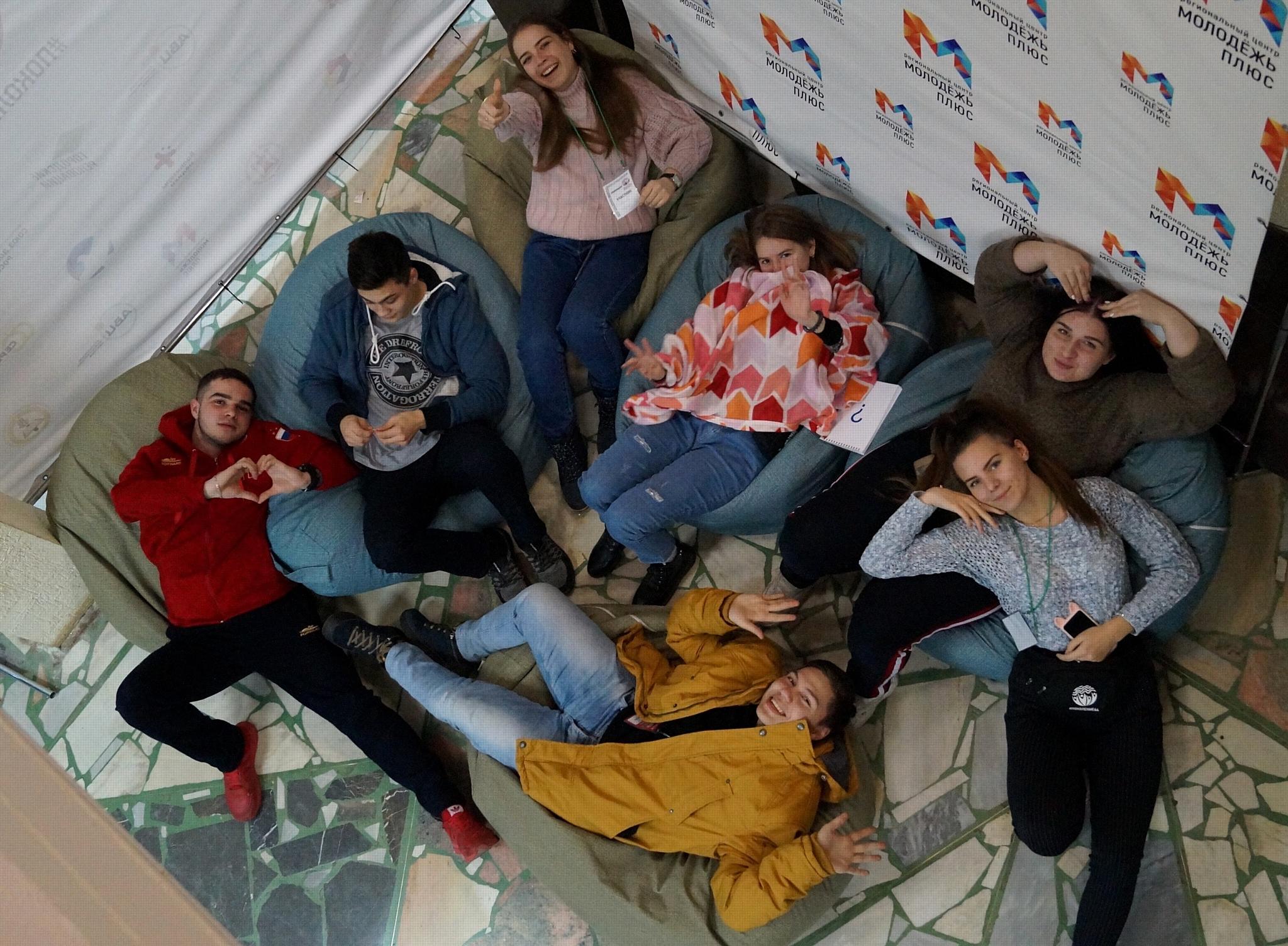 """В ДОЦ """"Ровесник"""" состоялся саратовский молодежный форум"""