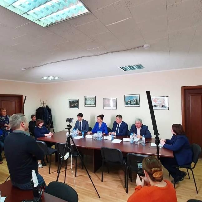 Олег Ивлев: «Главное, чтобы в домах жителей было тепло и светло»