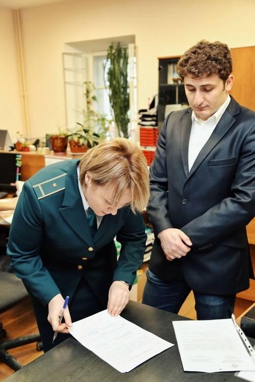 Внуковская таможня передала культурную ценность музею имени А. Рублева