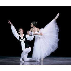 Дмитрий Котермин - идеальный принц классического балета