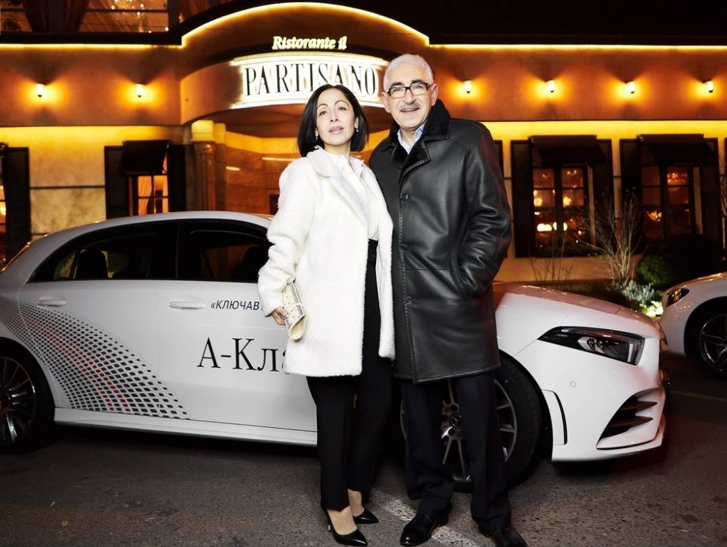 Встреча клиентов Mercedes-Benz Ключавто в Краснодаре
