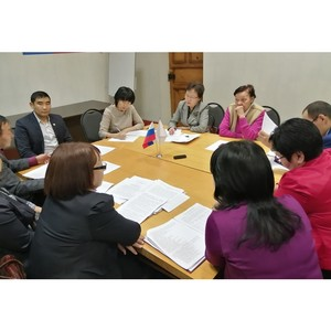 ОНФ в Туве за улучшение социально-экономической поддержки врачей