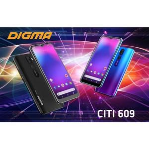 Смартфон Digma Citi 609: технологическое преимущество
