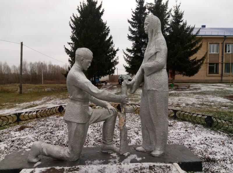 ОНФ в Мордовии требует провести ремонт памятников погибшим воинам