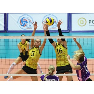 РСХБ в новом сезоне поддержит женский волейбольный клуб «Ленинградка»