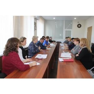 Совещание Управления Росреестра в Кунашакском районе Челябинской области