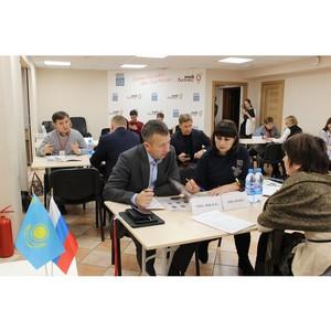 Свердловские предприниматели развивают деловые связи с Казахстаном