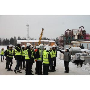 Активисты ОНФ в Коми провели акцию «Дни в профессии» в Сыктывкаре