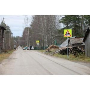 После сигнала ОНФ в Коми около детсада установили дорожные знаки