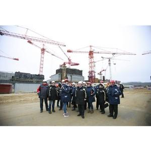 Общественная палата Курской области оценила сооружение блоков ВВЭР-ТОИ