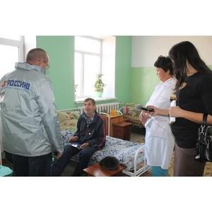 В Туве в доме-интернате благодаря ОНФ установили мощные радиаторы
