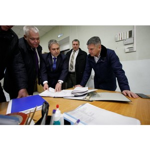Игорь Маковский провел рабочую встречу с коллективом Воткинского РЭС