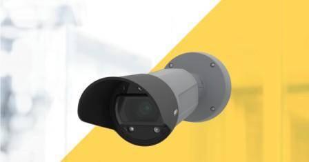 Новая IP-камера компании Axis для распознавания автомобильных номеров
