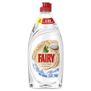 P&G в России начали продажи Fairy в бутылке из океанического пластика