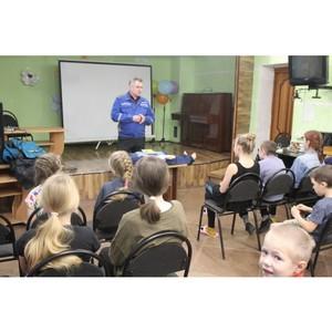 Сотрудники Костромаэнерго приняли участие в «Уроке безопасности»