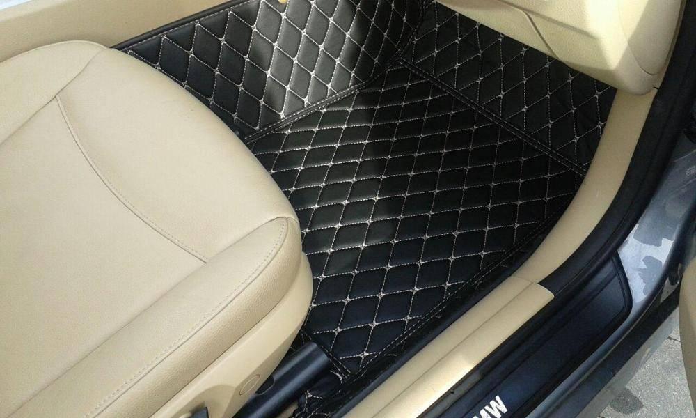 Коврики 3д из экокожи - чистота и уникальность салона вашего авто