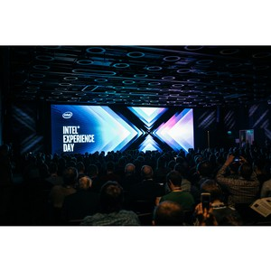 Merlion и iRU приняли участие в Intel Experience Day 2019