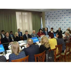 Игорь Маковский провел встречу с лидерами профсоюзных организаций