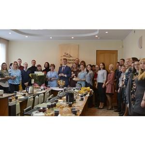 О благотворительной акции в Управлении Росреестра