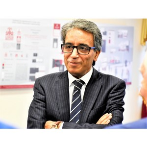 Секретарь Посольства Палестины в РФ Абдулла Исса посетил Чувашию