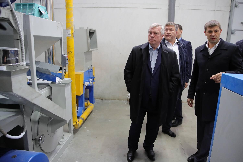 Предприятие ТОСЭР «Зверево» реализует второй инвестпроект