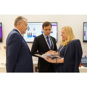 Компания «Россети Тюмень» представила свой опыт на форуме Инфотех-2019