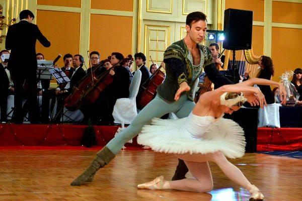 В Москве в декабре состоится французский рождественский бал