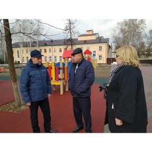 Реализация нацпроекта в городе Никольск Пензенской области