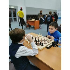 В Физтехпарке прошел второй этап шахматного турнира PhysChessPark
