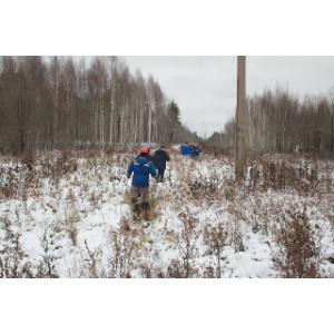 Энергетики «Россети Центр» оперативно ликвидировали последствия стихии