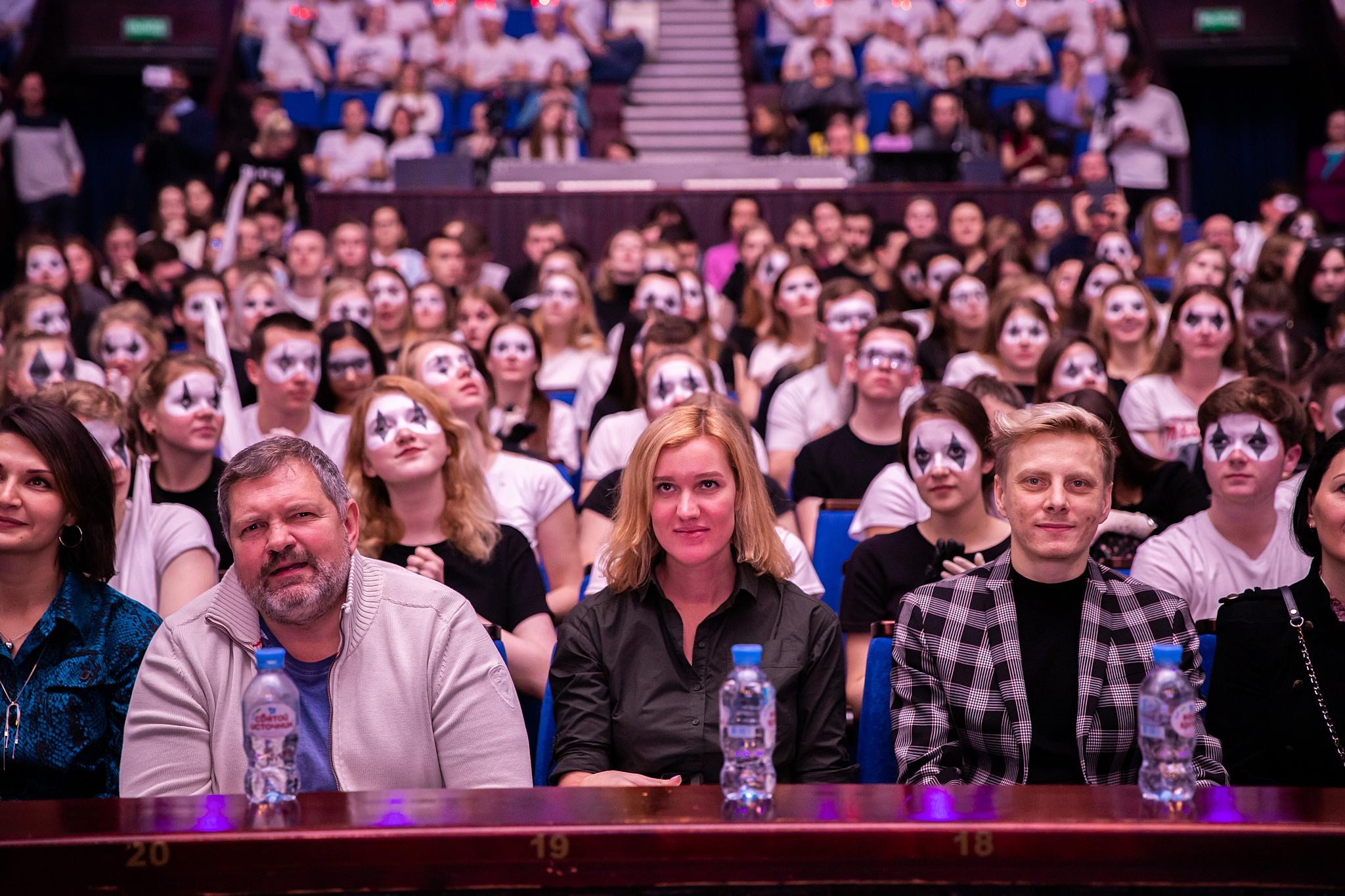 «Большая премьера» от студентов вузов Петербурга состоялась!