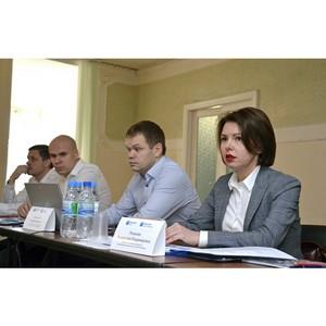 В Тамбове состоялось производственное совещание