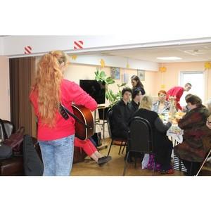 «Молодежка ОНФ» на Камчатке организовала концерт для ветеранов