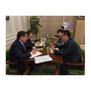 Сотрудничество Башкортостана и Китая