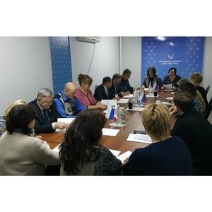 Власти Приамурья учли в своей работе общественные предложения ОНФ