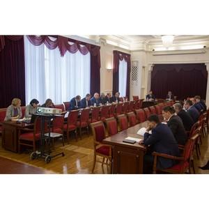 Заседание КС по промышленной политике при главе Екатеринбурга