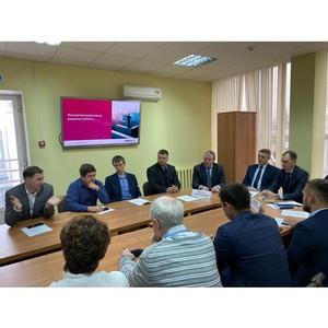 Softline поддержит создание ЦК по импортозамещению в Воронеже