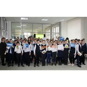 Рязаньэнерго рассказал школьникам об электробезопасности