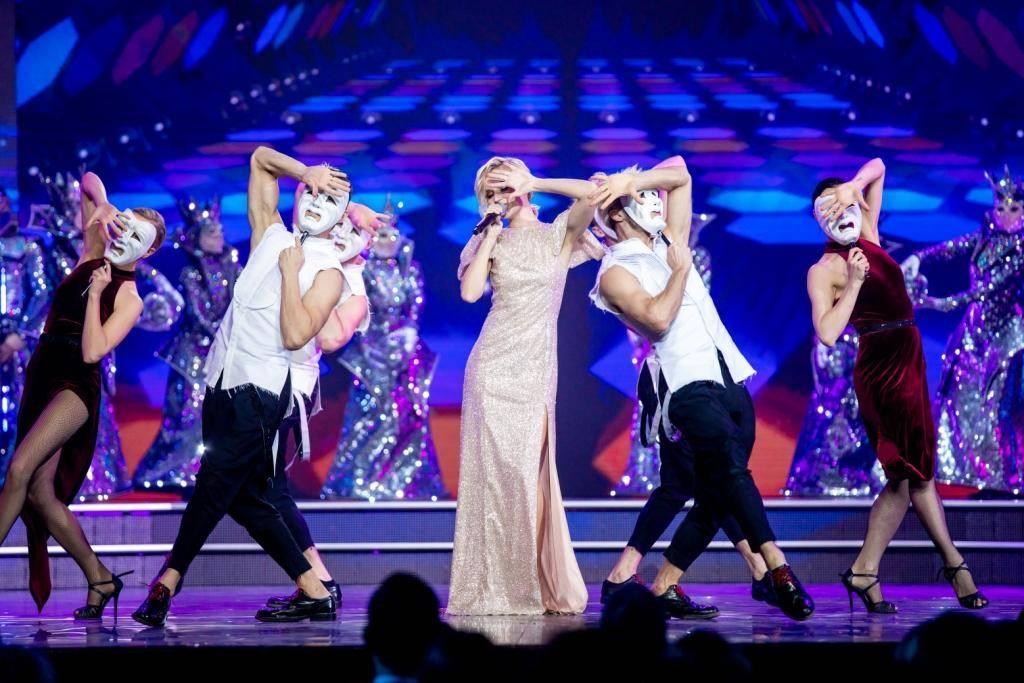 Полина Гагарина, Extravaganza Show.