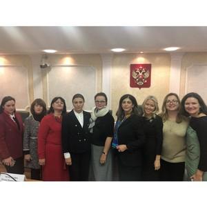 Агнесса Осипова приняла участие в совете Евразийского женского форума