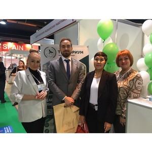 Клиника Тенториум приняла участие в международной выставке