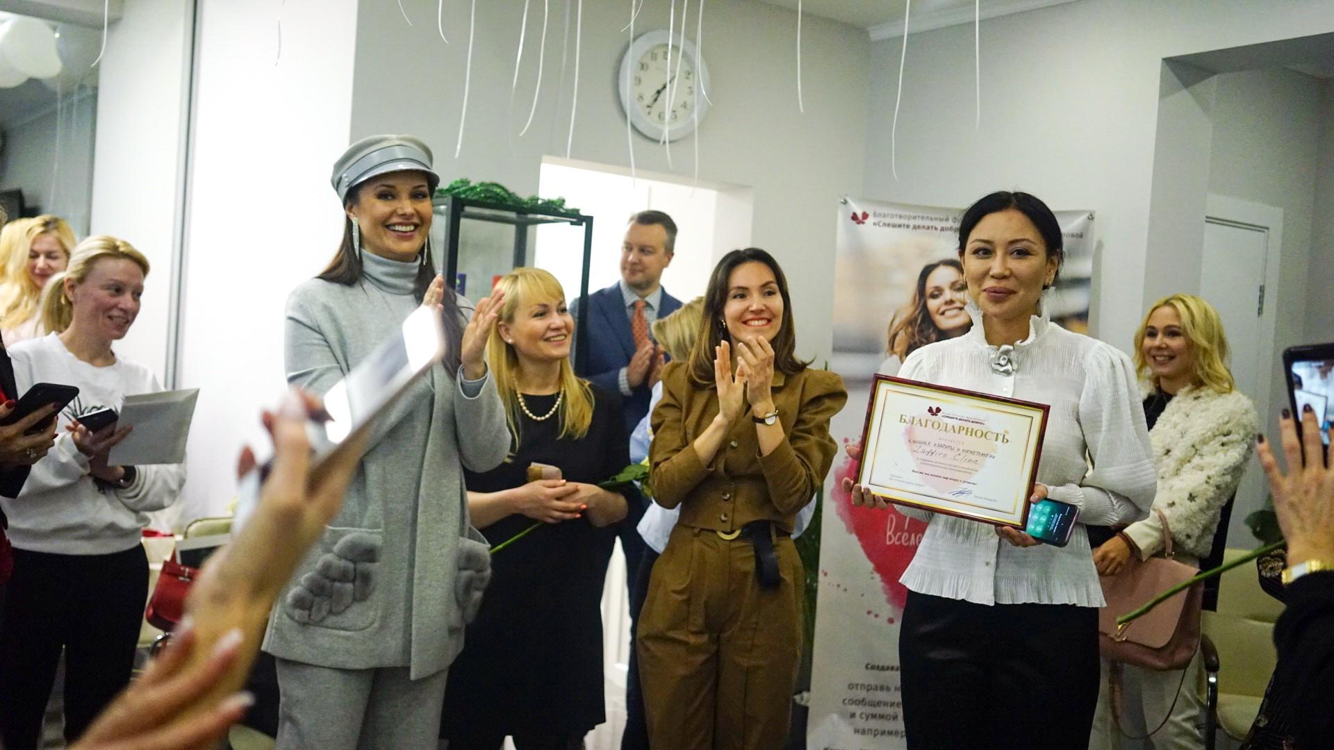 Девичник с Оксаной Федоровой: звёзды помогают!