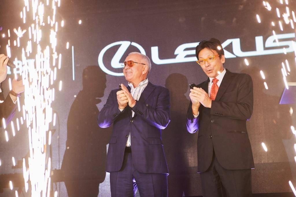 Новый автоцентр Lexus Ключавто торжественно открыт в Краснодаре