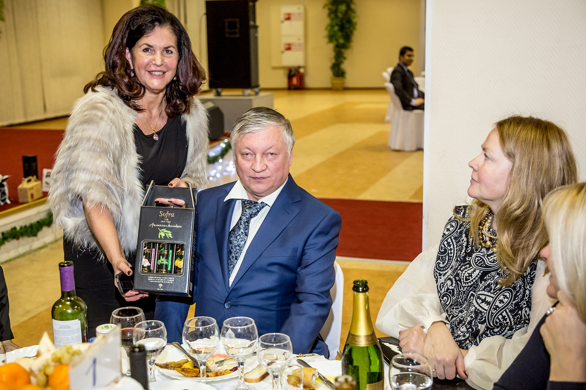 Новый год Московской ассоциации предпринимателей. Продолжение традиций