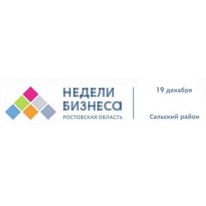 Семинар для предпринимателей Сальского района Ростовской области