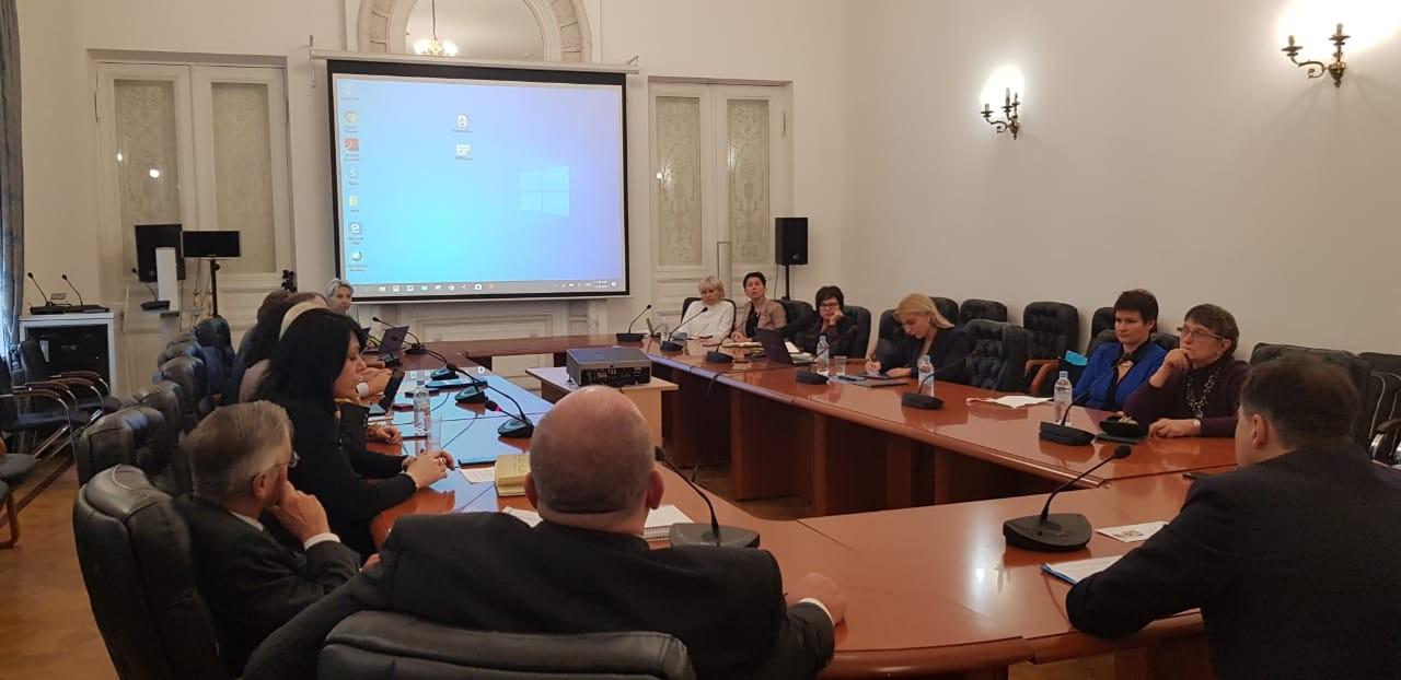 В ООН обсудили подготовку переводчиков для международных организаций