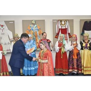 Праздник этнокостюма состоялся в Доме дружбы народов Чувашии