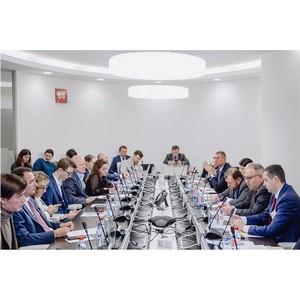 Андрей Муров обсудил с инвесторами направления развития компании