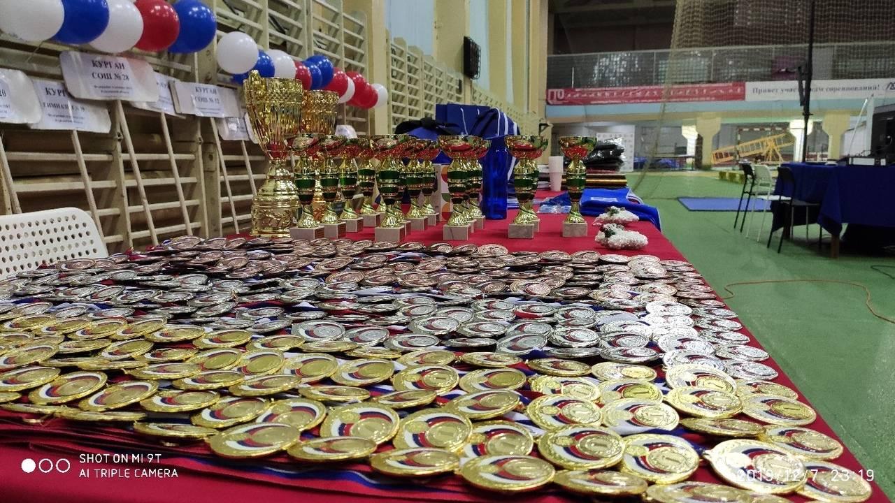 Чемпионат и первенство по тхэквондо МФТ в Кургане